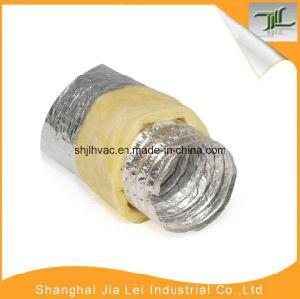 Ventilated and Exhuasting Fiberglass Aluminium Bare Hose pictures & photos