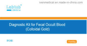 Fecal Occult Blood Rapid Fob Test Kit pictures & photos