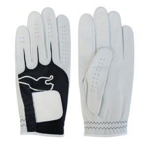 Cabretta Golf Glove with Lycra pictures & photos