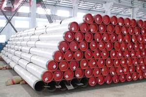 Double Polypropylene Anti-Corrosive Steel Pipe pictures & photos