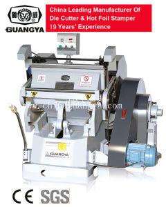Creasing/Die Cutting Machine (ML-750) pictures & photos