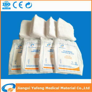 Disposable Cotton Gauze Swab for Hospital, Clinics & Home Care pictures & photos