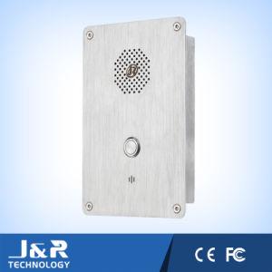 Wireless Audio Intercom VoIP/SIP Intercom Outdoor Weatherproof Intercom pictures & photos