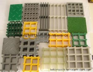 FRP Molded Grating for Platform, GRP Panel Sheet, Fiberglass/Glassfiber Grating. pictures & photos