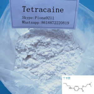 USP Local Anesthetic Tetracaine CAS 94-24-6 Amethocaine for Pain Killer pictures & photos