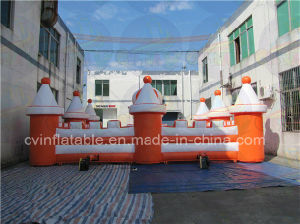Kids Inflatable Maze, Inflatable Maze Sport Game for Sales pictures & photos