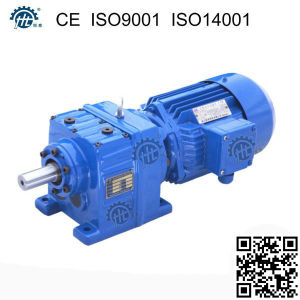 Motor Helical Gear Reducer pictures & photos