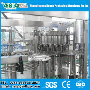 500bph - 8000bph Glass Bottle Filling Machines pictures & photos