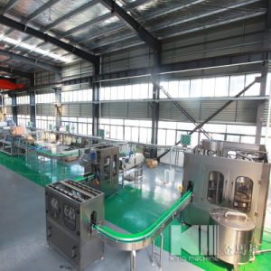 Complete Bottled Mineral Water / Drinking Water Production Line pictures & photos