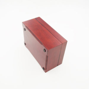 Wholesale Wood MDF Wooden Box for Jewelry (J99-M) pictures & photos