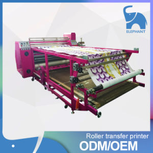Make in China High Quality Large Format Roll Heat Press Machine pictures & photos