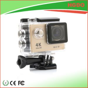 170 Degree Wide Angle Ultra HD 4k Sport Camera WiFi pictures & photos