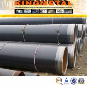 3PE Coating Anti-Corrosion Insulation Steel Tube pictures & photos