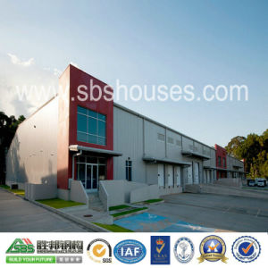 Modern Prefab Steel Structure Construction Building Warehouse pictures & photos