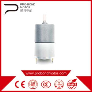 12V 24V 27mm Reducer DC Geared Motor pictures & photos