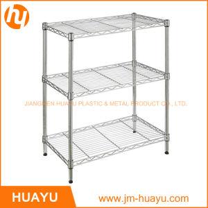 Kitchen Storage Shelf 5 Layer Light/ Heavy Duty Metal Steel Rack Steel Goods Storage Shelf