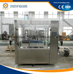 Automatic Can Cola/Soda Beverage Filling Machine pictures & photos