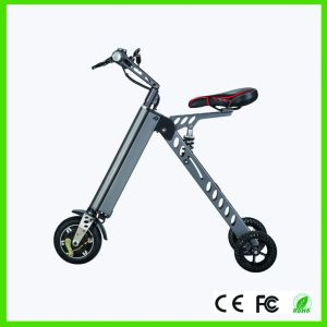 Ultralight Aluminium Alloy 8 Inch Folding Electric Scooter