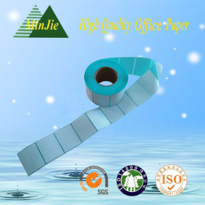 2mm Gap Between Label to Label Thermal Adhesive Label and Sticker Roll pictures & photos