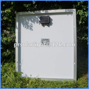 50W High Efficiency Mono Renewable Energy Saving PV Panel pictures & photos