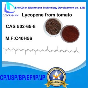 Natural Lycopene CAS No 502-65-8 Tomato Extract