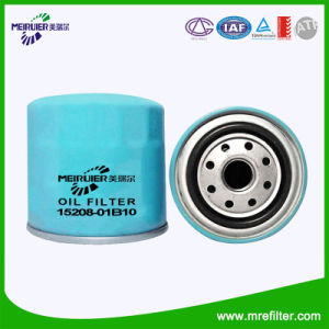 Automotive Engine Spare Parts Japanese Car Oil Filter 15208-01b10 pictures & photos