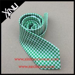 Hand Made Mens Printed 100% Silk Custom Ties pictures & photos