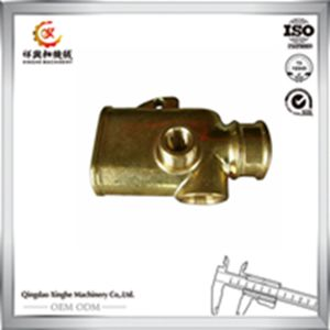 OEM Metal Parts China Die Casting Brass Foundries with Sand Blasting pictures & photos