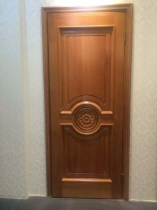 Solid Wood Door, Interior Door Ds-038 pictures & photos