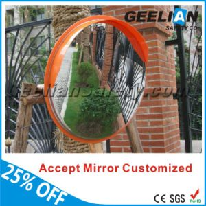 Stainless Steel Outdoor Road Security Metal Convex Mirror pictures & photos