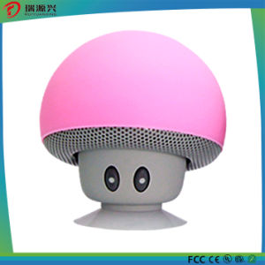 Professional Portable Mashroom Shape Wireless Mini Bluetooth Speaker pictures & photos