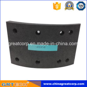 Factory Manufatured Truck Brake Shoe Lining 4524 pictures & photos