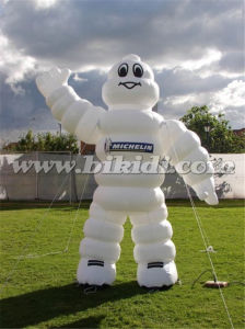 Famous Inflatable Cartoon Balloon for Tire Advertising K2090 pictures & photos