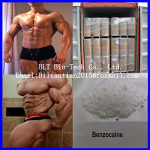 Local Anesthetic 200/400 Mesh Benzocaine Assay 99.9% Safe Delivery 94-09-7 Benzocaine pictures & photos