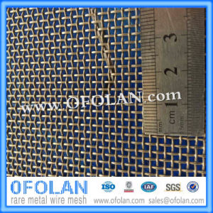 Corrosion Resistance Inconel X-750 Nickel Alloy Wire Mesh (10 mesh) for Gas Turbines pictures & photos