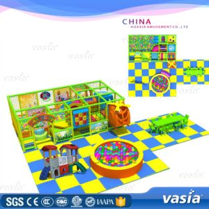 Blue Thems Commercial Indoor Kids Playgrounds pictures & photos