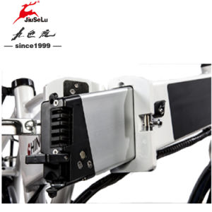 """20"""" 36V White Portable Folding Electric Cycles With CE (JSL039B-6) pictures & photos"""