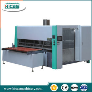 Excellent Services with Preheat Function MDF Nc Spray Painting Machine pictures & photos