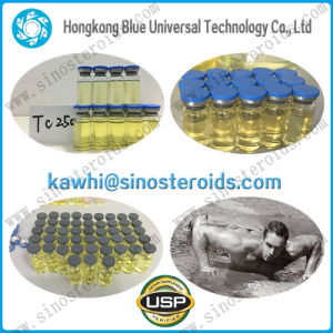 Bodybuilding Injectable Anabolic Steroids Testosterone Cypionate 250 for Fat Loss pictures & photos