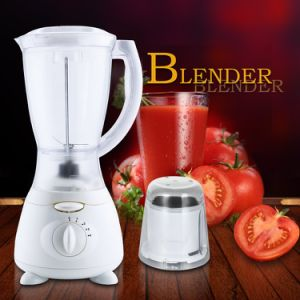 2017 New Design High Quality CB-By55 Plastic 3 in 1 Electric Blender pictures & photos