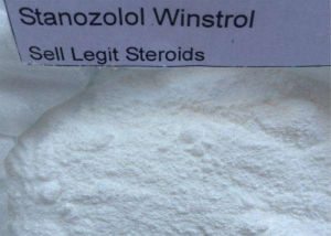 Weight Loss Muscle Growth Anabolic Steroids Winstrol Stanozolol Winstrol pictures & photos