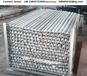 Stainless Steel Tube with Aluminum Fin in Extruded Type Fin Tube pictures & photos