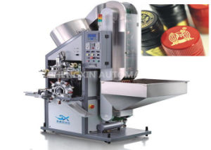 Automatic Hot Foil Stamping Machine Top Printing for Liquor Products