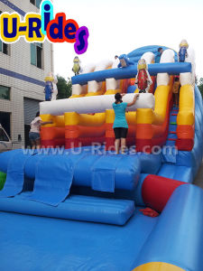 Rainbow Land Moving Park With Three Lane pictures & photos