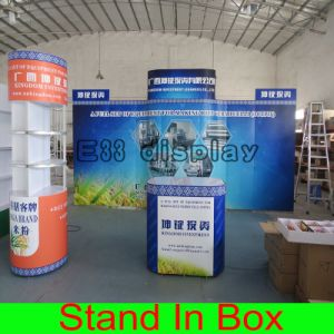 Custom Portable Easy-Assembly Reusable Modular Display Booth, Exhibition Booth, Trade Show Booth for Sale pictures & photos