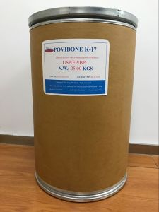 Pvp K17 Homopolymer Powder Used in Pharmaceutical Industry pictures & photos