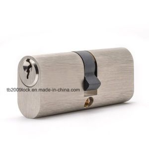 Oval Mortise Cylinder Lock, Door Lock Cylinder pictures & photos