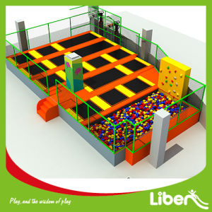 with Foam Pit Kids Trampoline Bounce House Supplier pictures & photos