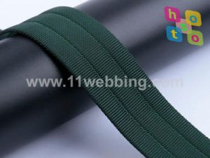Hot Selling Hollow Polyester Webbing for Bags Accessories Shoulder Strap pictures & photos