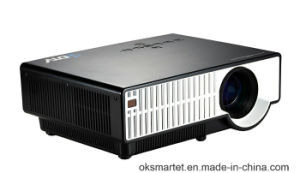 W310 LED Full HD Projector 2800 Lumens Real Home Theater Projector Meeting LED Projector pictures & photos